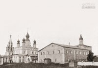 Ансамбль Михайло-Архангельского монастыря