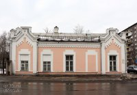 Здание Череповецкого краеведческого музея, основанного по инициативе ученого-этнографа, фольклориста Барсова Елпидифора Васильевича