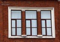 Здание, где в 1917 г. размещался 282-й пехотный полк, оказавший большую Помощь в становлении и упрочении Советской власти в г. Череповце и в феврале 1926 года выступал нарком просвещения Луначарский А.В.