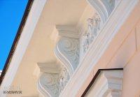 Ансамбль зданий: банк, флигель банка