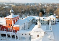 Ансамбль Вологодского кремля (Архиерейского дома)