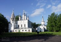 Комплекс Преображенских церквей (Ансамбль бывшего Спасо-Преображенского монастыря)