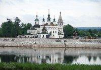 Ансамбль Дымковских церквей