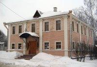 Дом, в котором в 1842 г. родился и жил до 1850 г. В.В.Верещагин