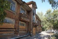 Дом работников треста «Севтранслес»