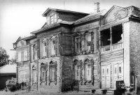 Дом Шахова
