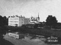 Здание Белозерского духовного училища