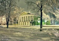 Levashov's house