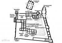 The ensemble of the Vologda Kremlin (the Archbishop's Residence)