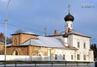 The Church of the Virgin of Kazan
