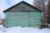 Главный дом усадьбы Цуварева