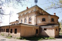 Комплекс построек Свято-Духова мужского монастыря