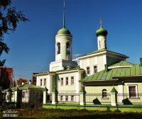 Церковь Николы на Глинках