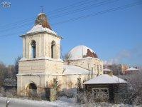 Церковь Рождества Богородицы на Нижнем Долу