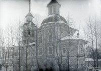 Церковь Зосимы и Савватия Соловецких