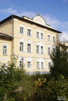 Дом для воспитанниц монастырского приюта
