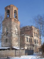 Церковь Николы на Горе