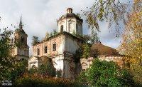 Церковь Николая Чудотворца на Валухе