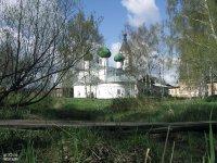 Успенский собор с теплой церковью Сергия Радонежского