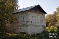 Надвратная церковь Алексия, человека Божия