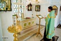 Часовня Преподобного Герасима Вологодского
