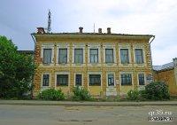 Дом Шилова с лавками