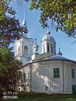 Церковь Варлаама Хутынского