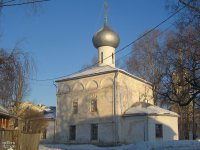 Церковь Ильи Пророка в Каменье