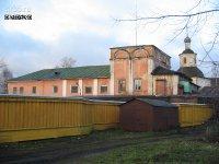 Церковь Архангела Гавриила (Владимирская теплая)