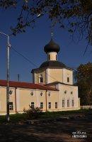 Церковь Покрова на Козлене с фресками