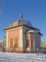 Часовня Николая Чудотворца на могиле блаженного Николая Вологодского