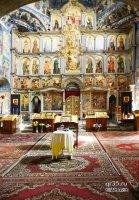 Церковь Иоанна Предтечи в Рощенье с фресками