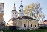 Церковь Успения (теплая)