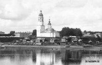 Церковь Успения с колокольней