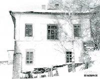 Братский корпус Спасо-Суморина монастыря