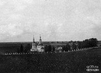 Церковь Иоанна Богослова на Ковде