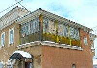 Дом купца Петра Фёдоровича Цуварева