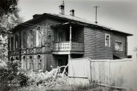 Жилой дом (деревянный)
