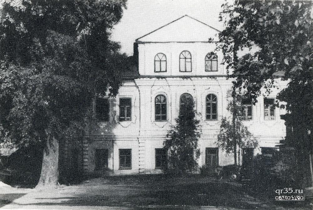 Дом Нелединых