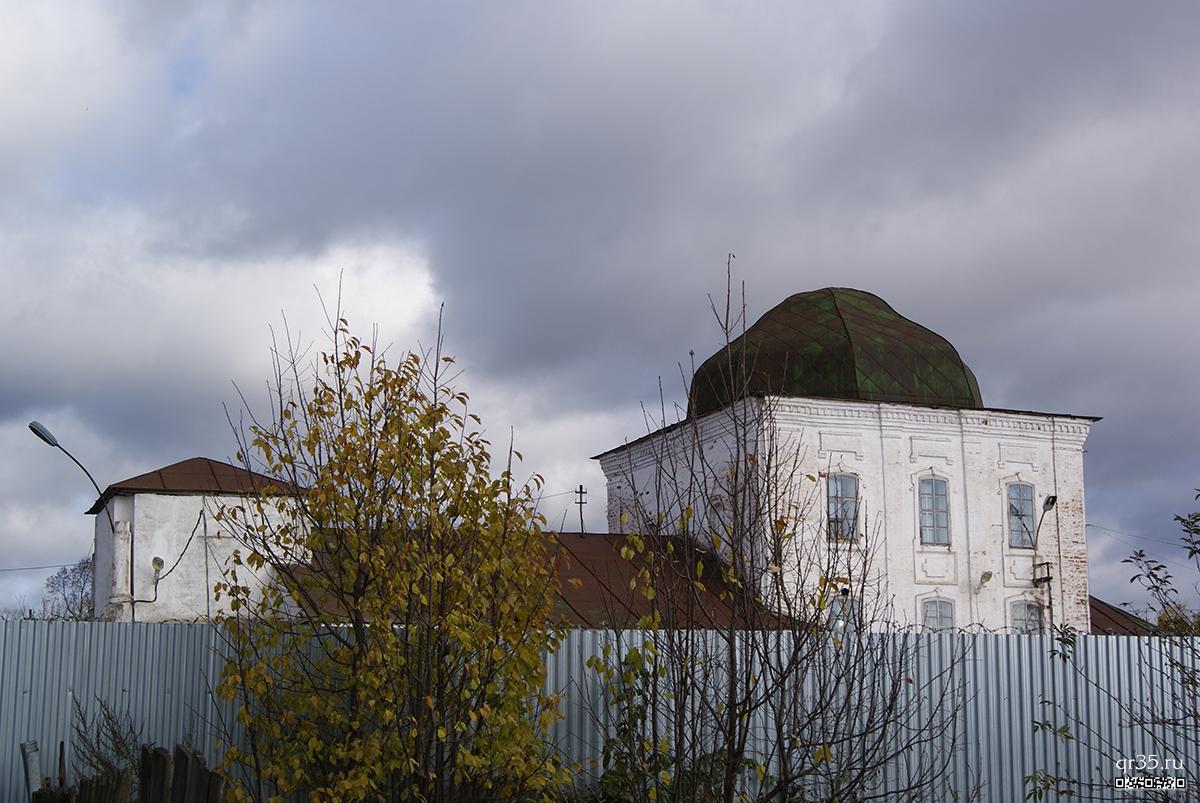 Церковь Гаврииловская