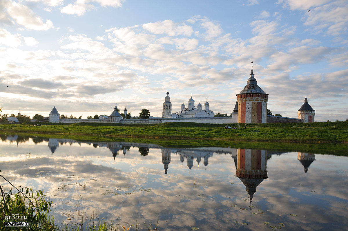 Ансамбль Спасо-Прилуцкого монастыря