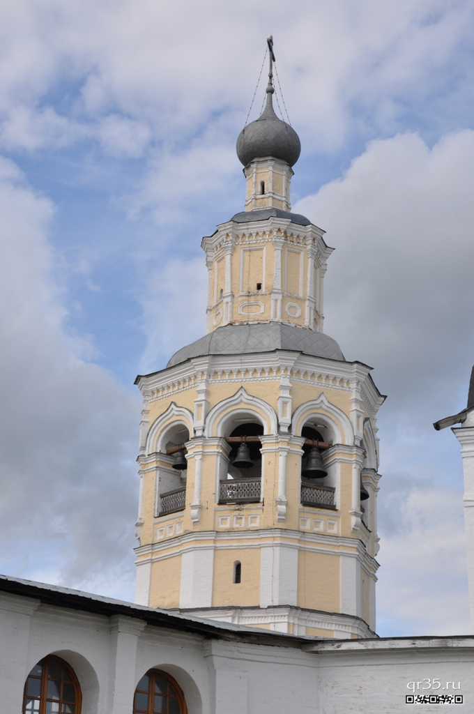 Соборная колокольня