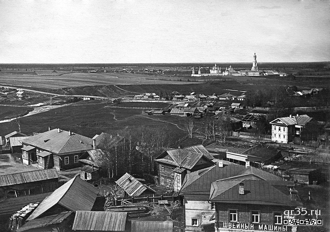 Ансамбль Спасо-Суморина монастыря