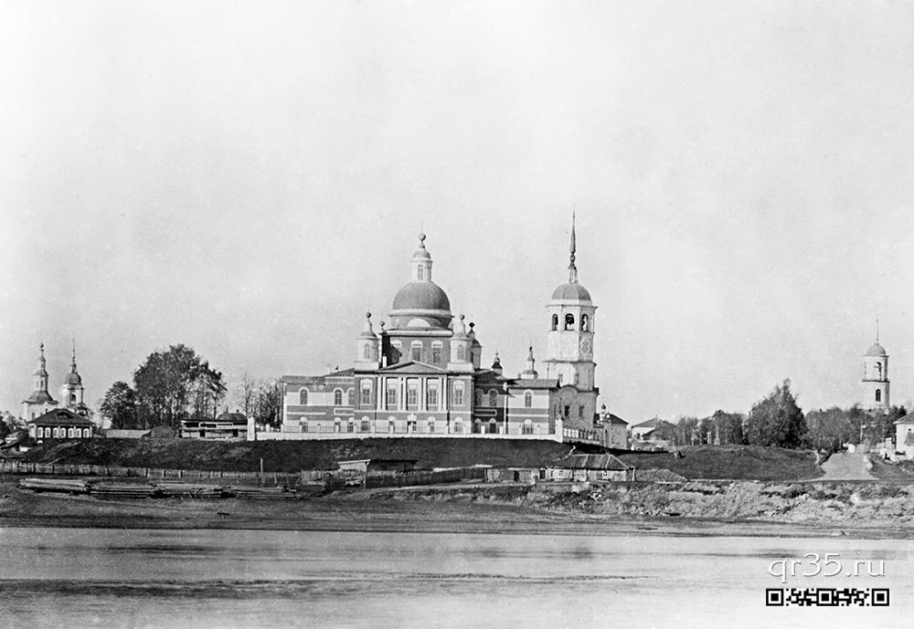 Ансамбль храмов Соборной горки