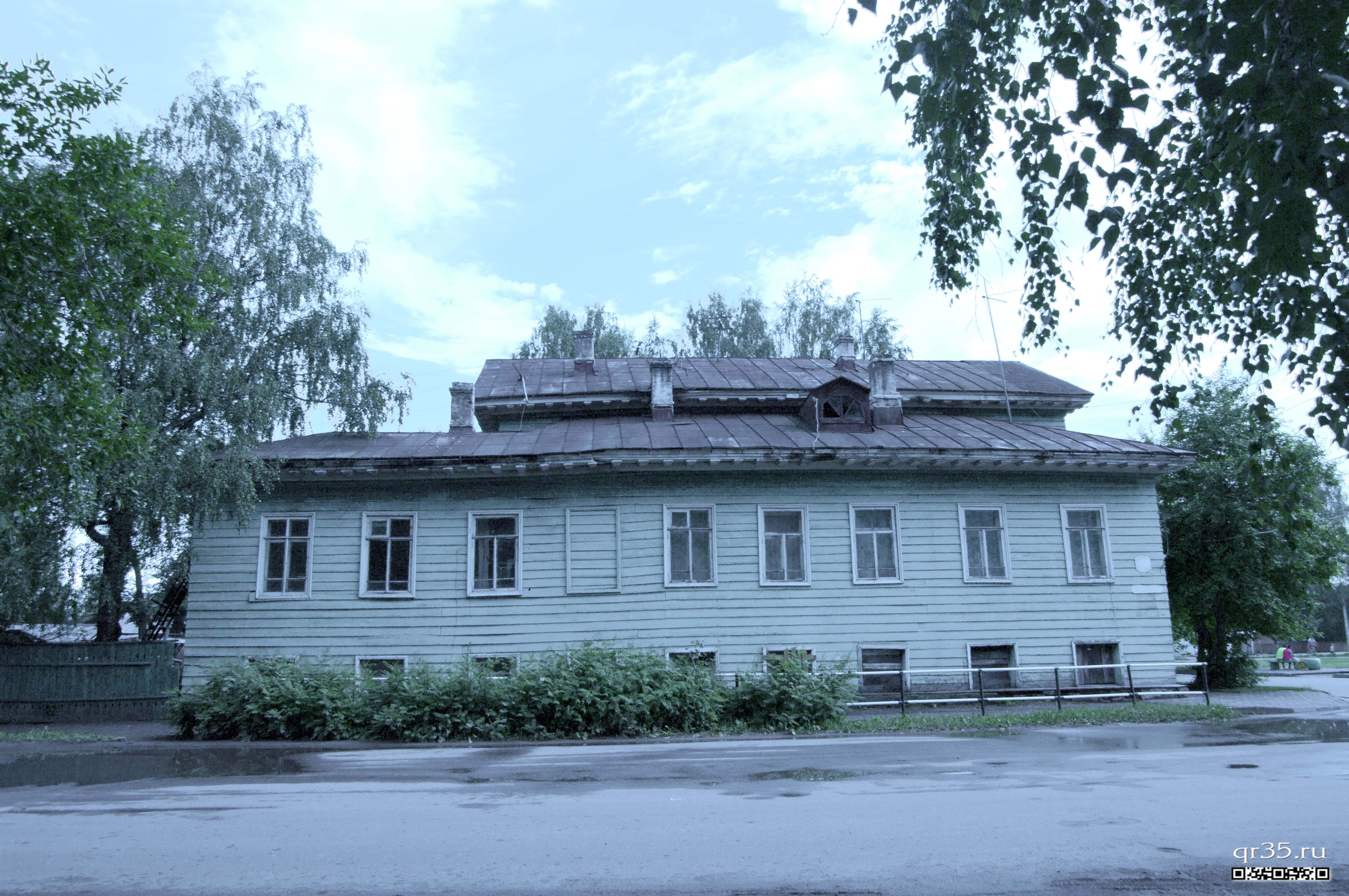 Дом семьи Пец