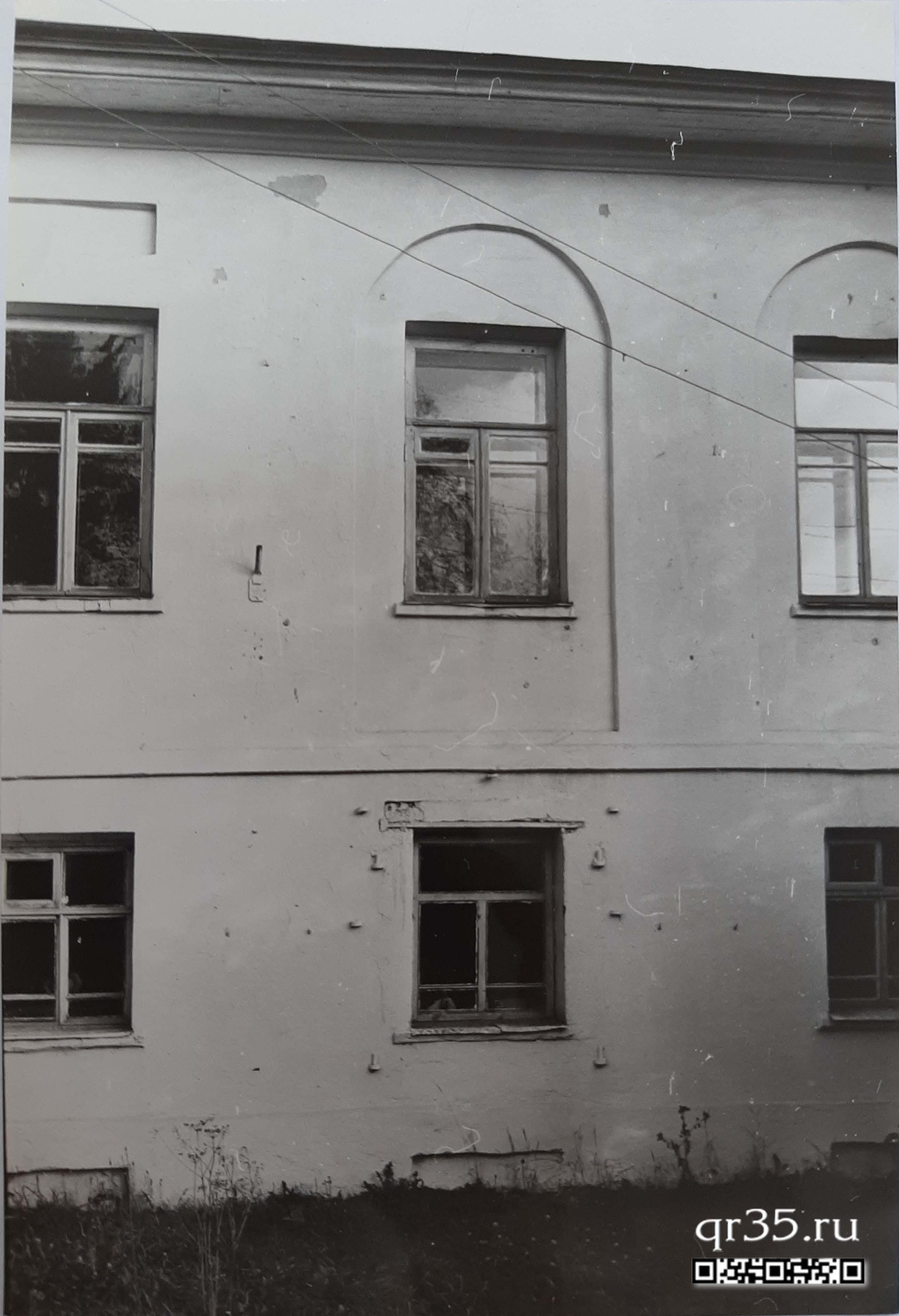Дом № 64/27 (Дом Реутовых)